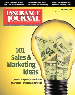 Insurance Journal West August 16, 2010