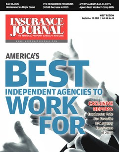 Insurance Journal West September 20, 2010