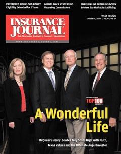 Insurance Journal West October 4, 2010