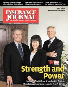 Insurance Journal West November 1, 2010