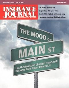 Insurance Journal West February 7, 2011