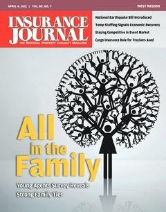 Insurance Journal West April 4, 2011