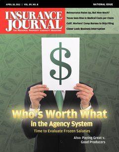 Insurance Journal West April 18, 2011