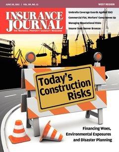 Insurance Journal West June 20, 2011