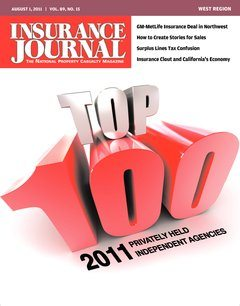 Top 100 Retail Agencies, Homeowners & Condos, Autos