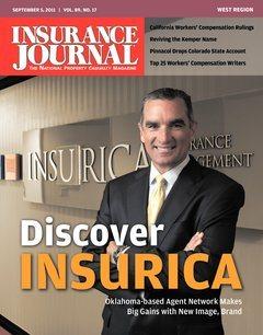 Insurance Journal West September 5, 2011