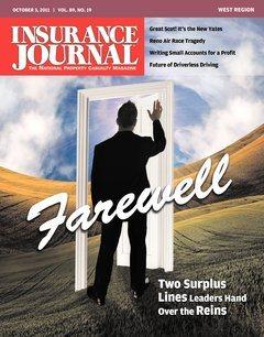 Insurance Journal West October 3, 2011