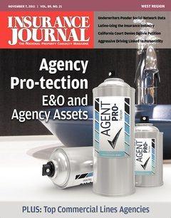 Insurance Journal West November 7, 2011