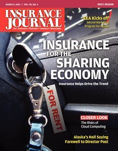 Insurance Journal West March 5, 2012