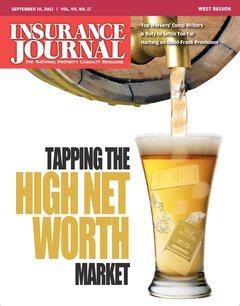 Insurance Journal West September 10, 2012