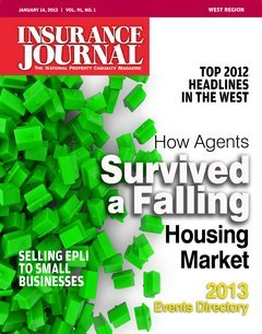 Insurance Journal West January 14, 2013