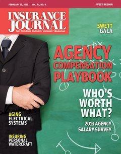 Insurance Journal West February 25, 2013