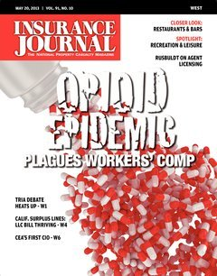 Insurance Journal West May 20, 2013