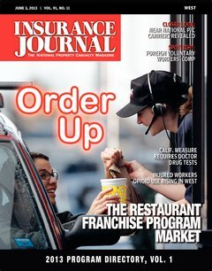 Insurance Journal West June 3, 2013