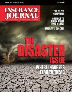 Insurance Journal West July 1, 2013