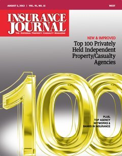 Insurance Journal West August 5, 2013