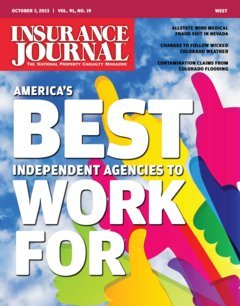 Insurance Journal West October 7, 2013