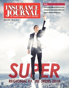 Insurance Journal West May 19, 2014
