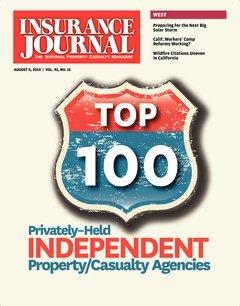 Insurance Journal West August 4, 2014