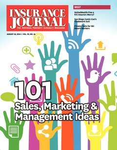 101 Sales, Marketing & Agency Management Ideas; Corporate Profiles - Fall Edition; Exclusive Issue Download Sponsorship Opportunity