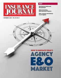 Focus on Professional Liability / PLUS; Habitational / Dwellings; Agents' E&O Survey; Bonus: Free Ad Readership Study ($3,400 Value)
