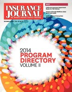 Insurance Journal West December 1, 2014