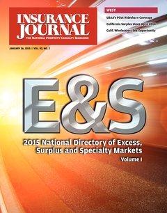 Insurance Journal West January 26, 2015