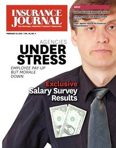 Insurance Journal West February 23, 2015