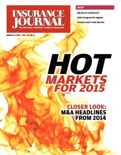 Hot New Markets; High Risk Property; Corporate Profiles - Spring Edition; 2014 Mergers & Acquisitions Report