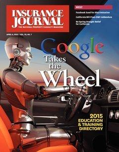 Insurance Journal West April 6, 2015