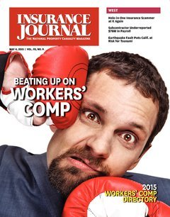 Insurance Journal West May 4, 2015