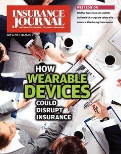 Insurance Journal West June 15, 2015