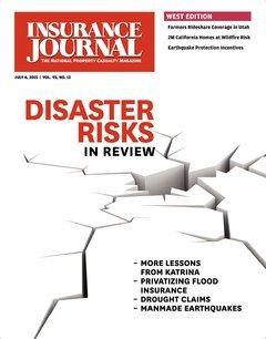 Insurance Journal West July 6, 2015