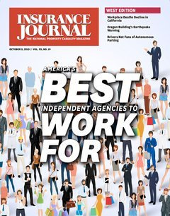 Insurance Journal West October 5, 2015