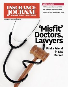 Insurance Journal West November 2, 2015