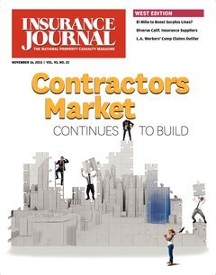 Insurance Journal West November 16, 2015
