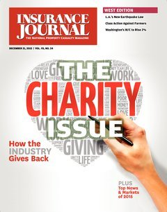 Insurance Journal West December 21, 2015