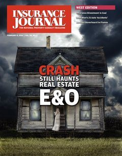 Insurance Journal West February 8, 2016