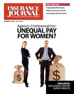 Insurance Journal West February 22, 2016