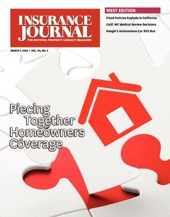 Insurance Journal West March 7, 2016