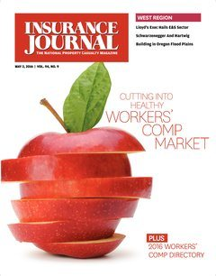 Insurance Journal West May 2, 2016