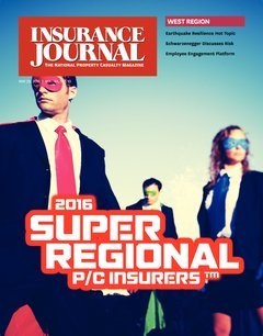 Insurance Journal West May 23, 2016