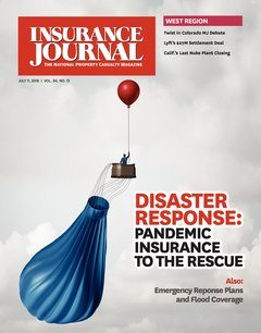 Insurance Journal West July 11, 2016