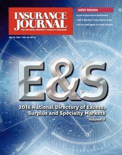 Insurance Journal West July 25, 2016