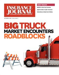 Insurance Journal West September 6, 2016