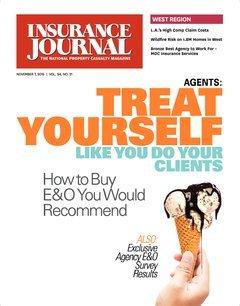 Insurance Journal West November 7, 2016