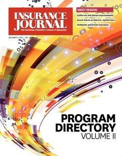 Insurance Journal West December 5, 2016