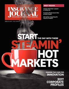 Insurance Journal West March 20, 2017