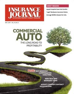 Insurance Journal West May 1, 2017