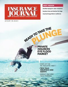 Insurance Journal West July 10, 2017